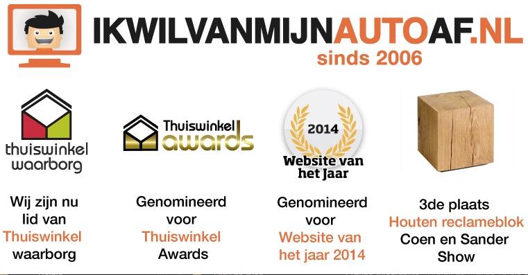Nominaties 2014 ikwilvanmijnautoaf.nl