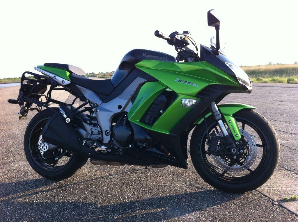 Kawasaki Z1000SX verkopen