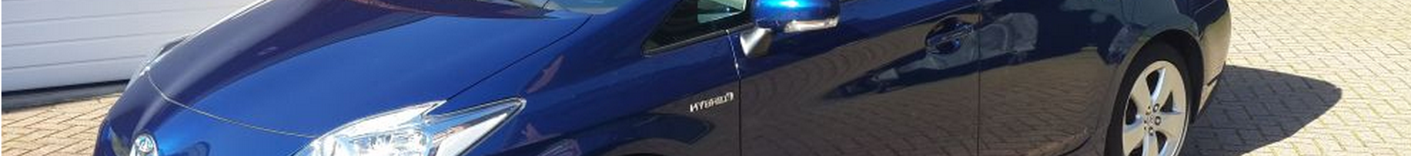 Toyota gebruikte hybride