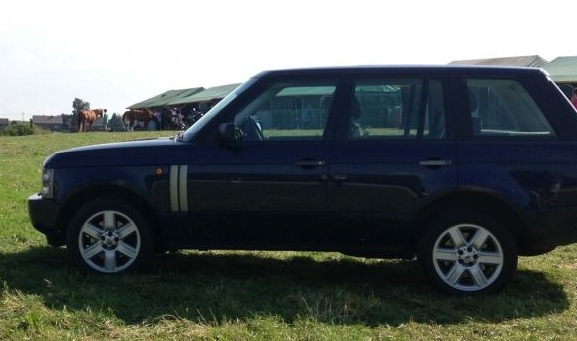 Deelauto Range Rover