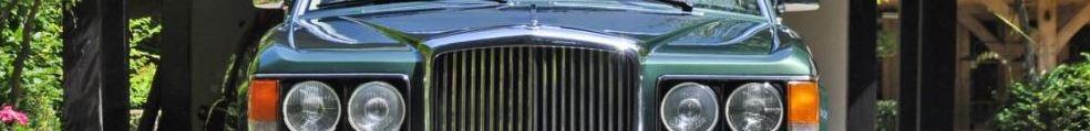 SUV van Rolls Royce en Bentley