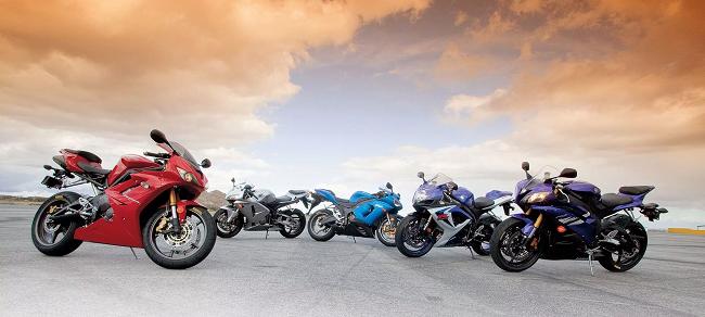 betrouwbare motorfiets