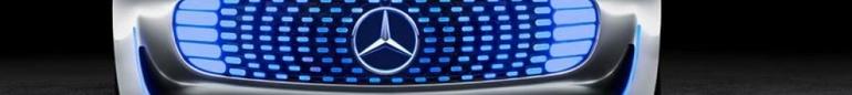 Mercedes stelt zelfrijdende wagen voor