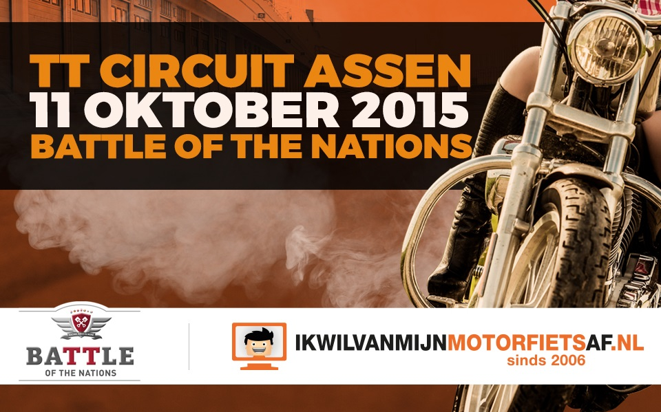 Battle of the nations Assen