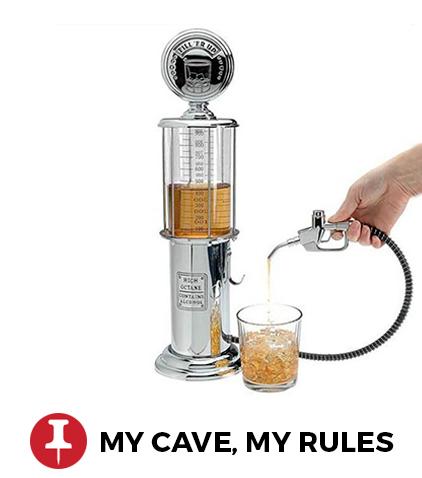 Drank tank je in de glazen