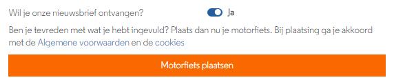 nieuwsbrief ikwilvanmijnmotorfietsaf.nl