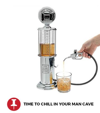 Man cave bier