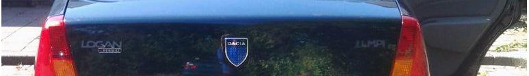 Dacia Logan faalt voor crashtest