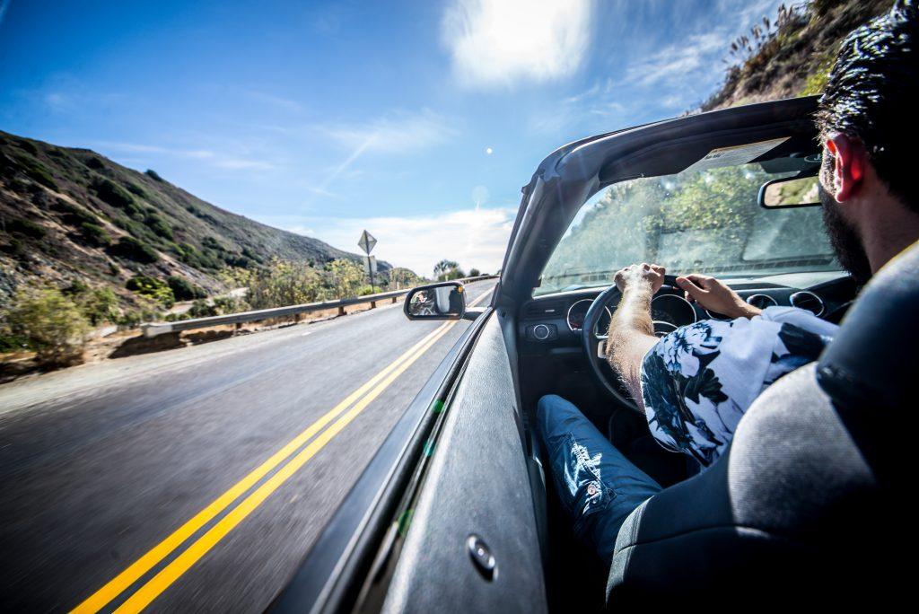Cabrio route