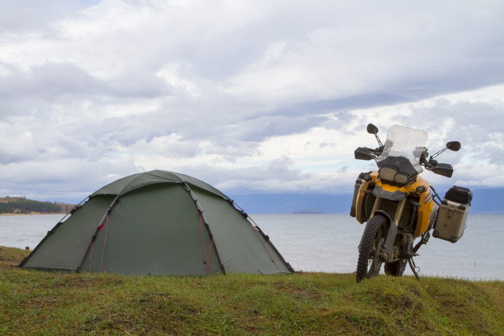 Motor Camping