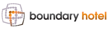 Logo of The Boundary Hotel