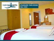 Standard Twin sea view