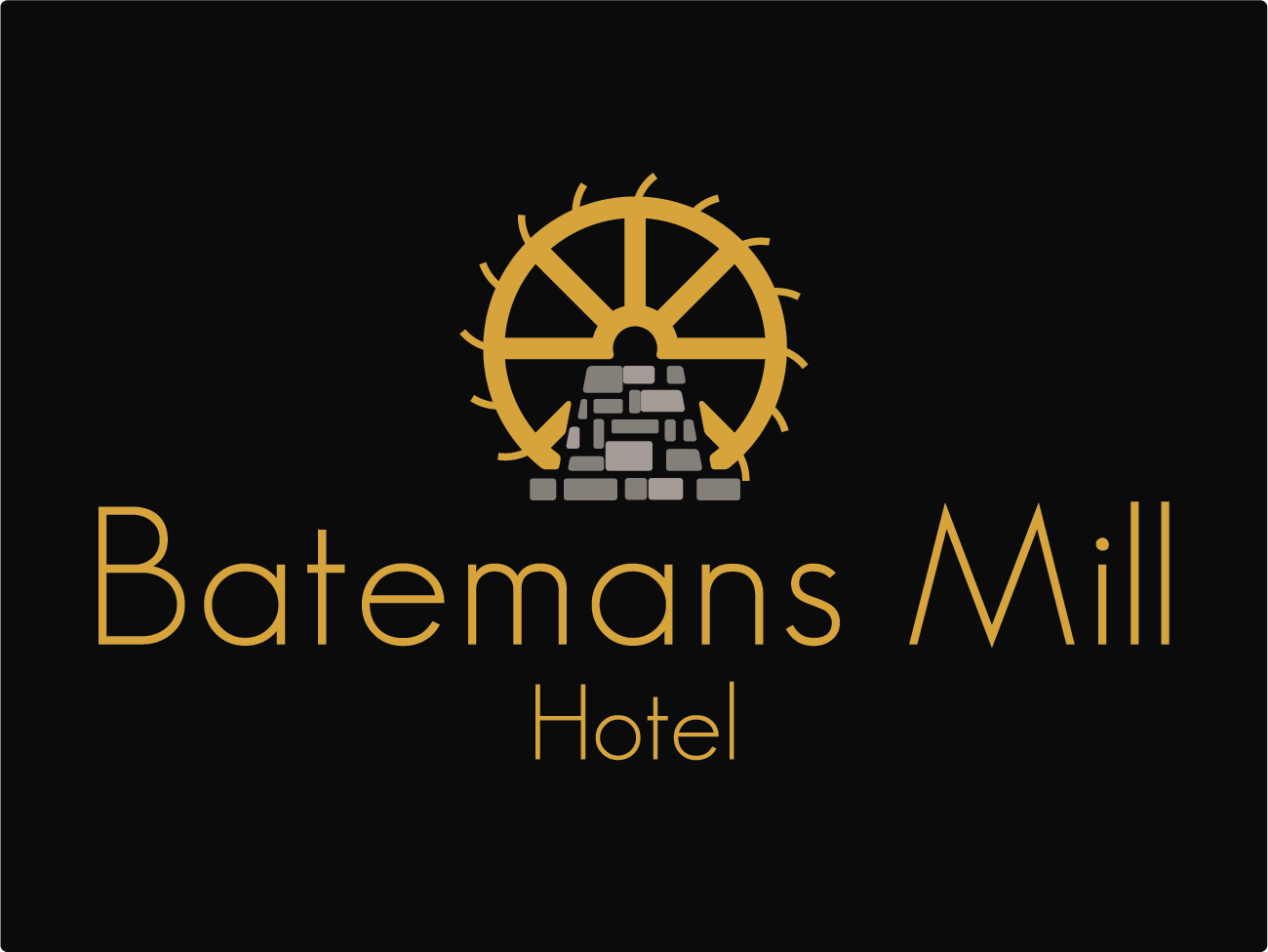 Logo of The Bateman's Mill Hotel
