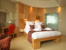 Ground floor sea facing double room