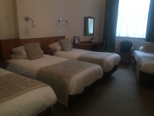 Four Single Beds en-suite