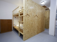 Dormitory Bed A (Female)