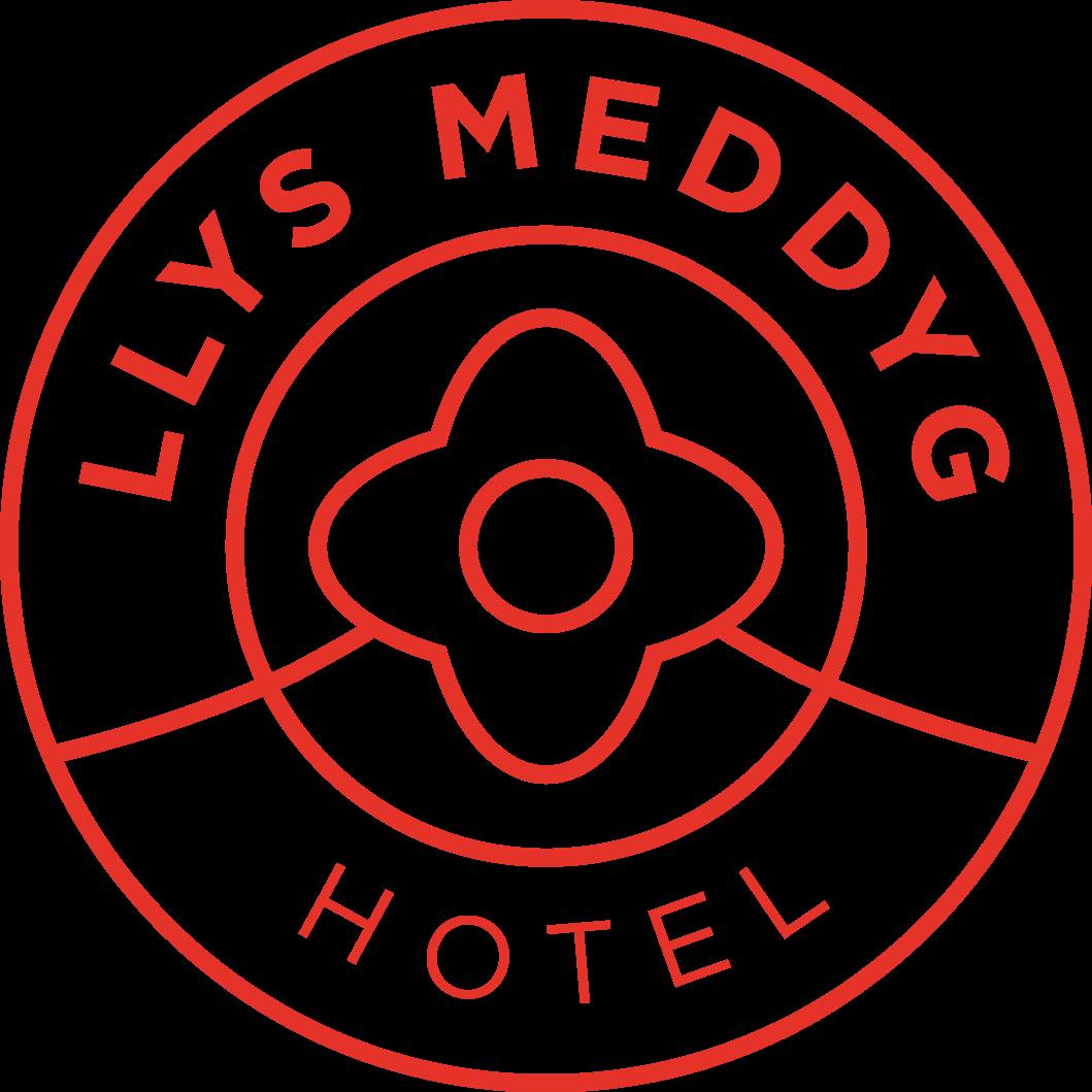 Logo of Llys Meddyg Restaurant with Rooms