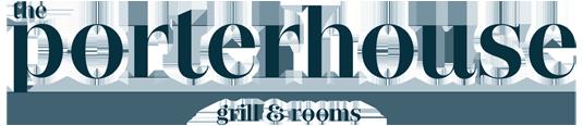 Logo of The Porterhouse Grill & Rooms