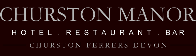 Logo of Churston Manor Hotel