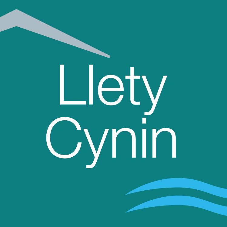 Logo of Llety Cynin