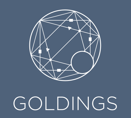Logo of Goldings
