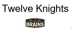 Logo of Twelve Knights - Brains