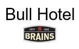 Logo of Bull Hotel - Brains