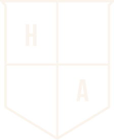 Logo of The Hurt Arms Ambergate