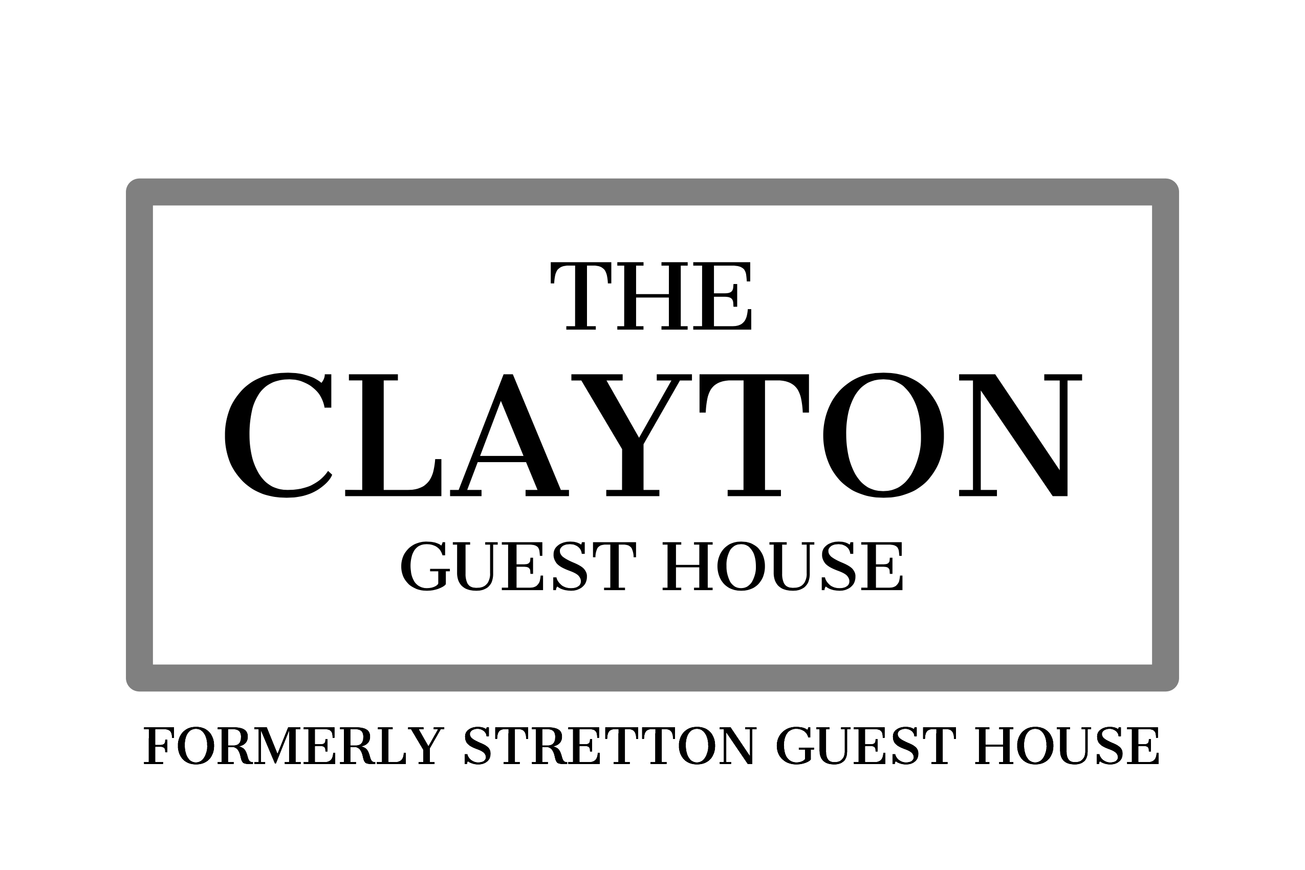 Logo of The Clayton Guest House