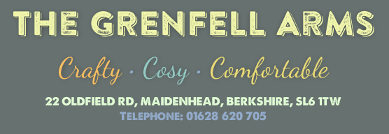 Logo of Grenfell Arms