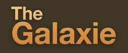 Logo of The Galaxie