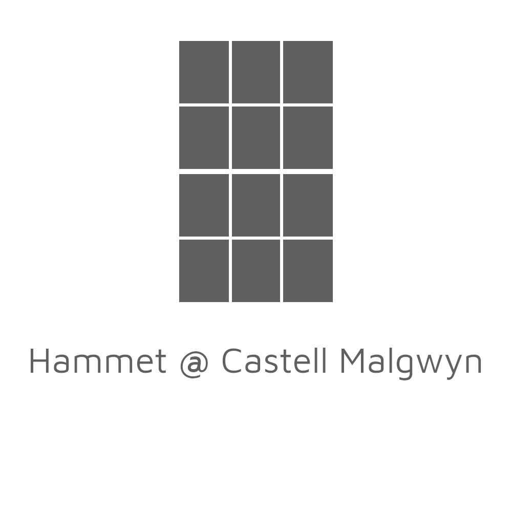 Logo of Hammet @ Castell Malgwyn