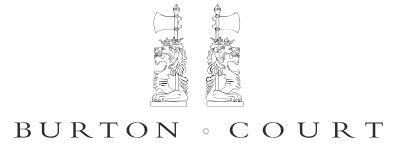 Logo of Burton Court