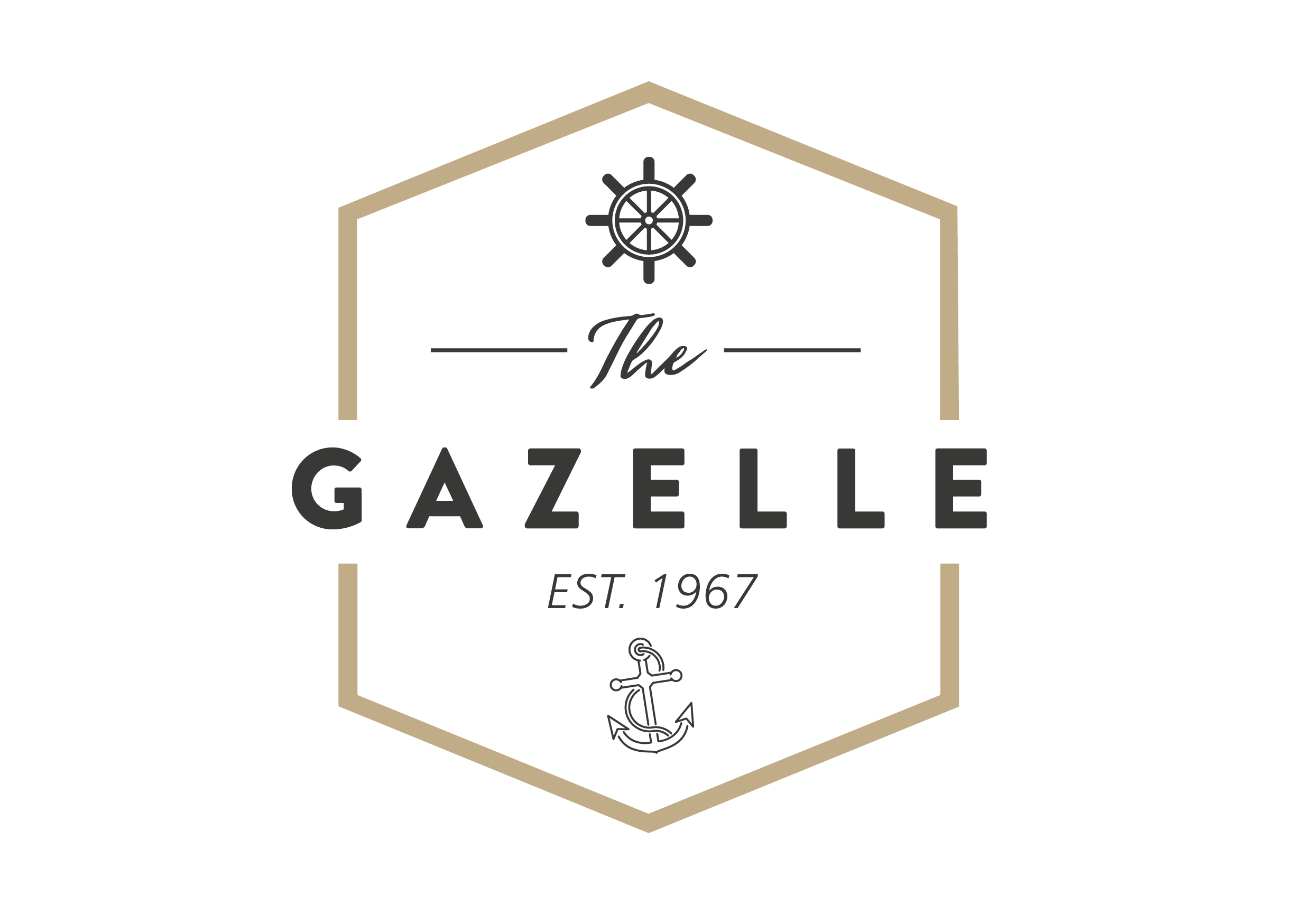 Logo of The Gazelle Hotel