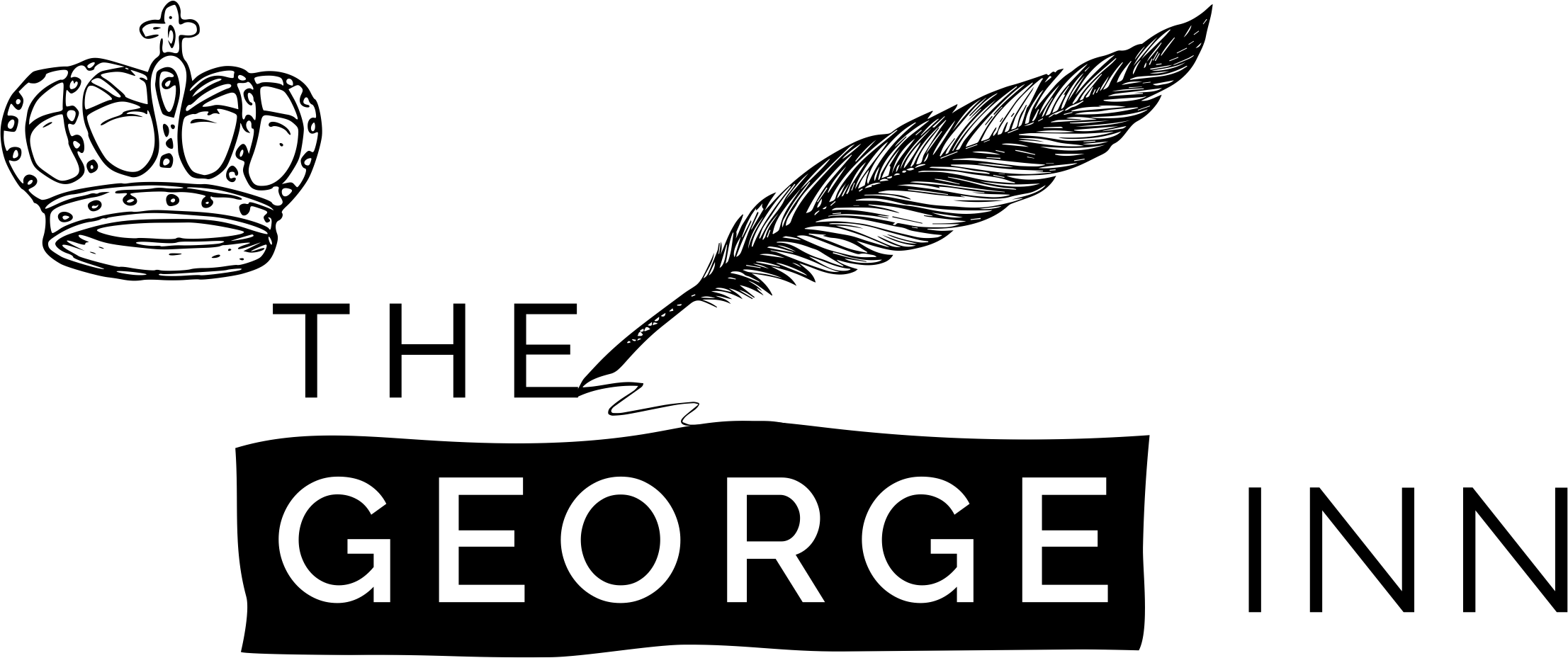 Logo of The George Inn - Upham Pub Co.