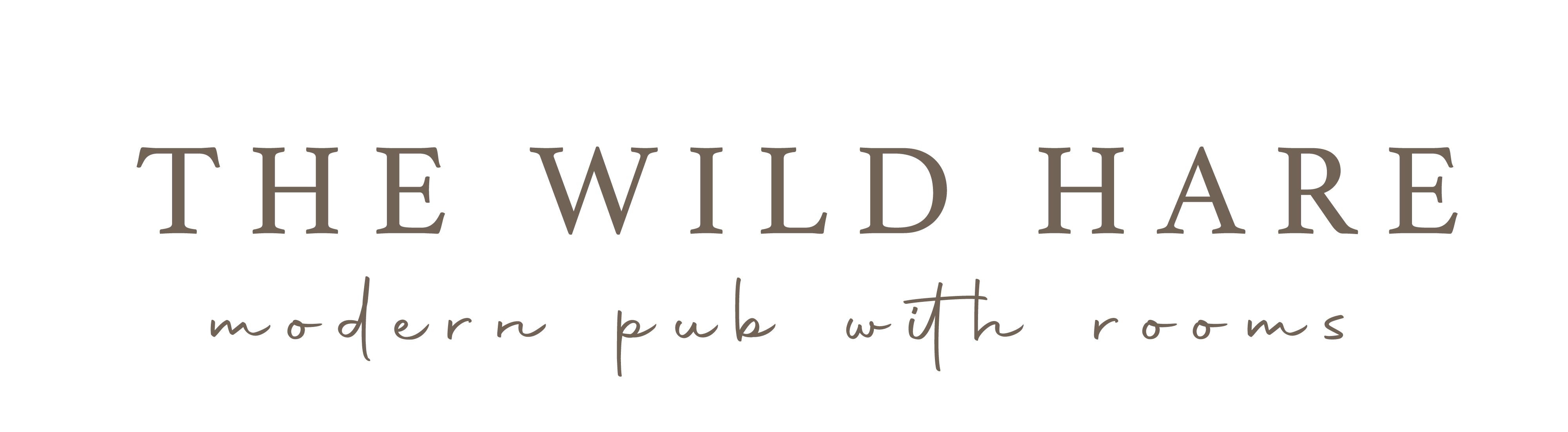 Logo of The Wild Hare