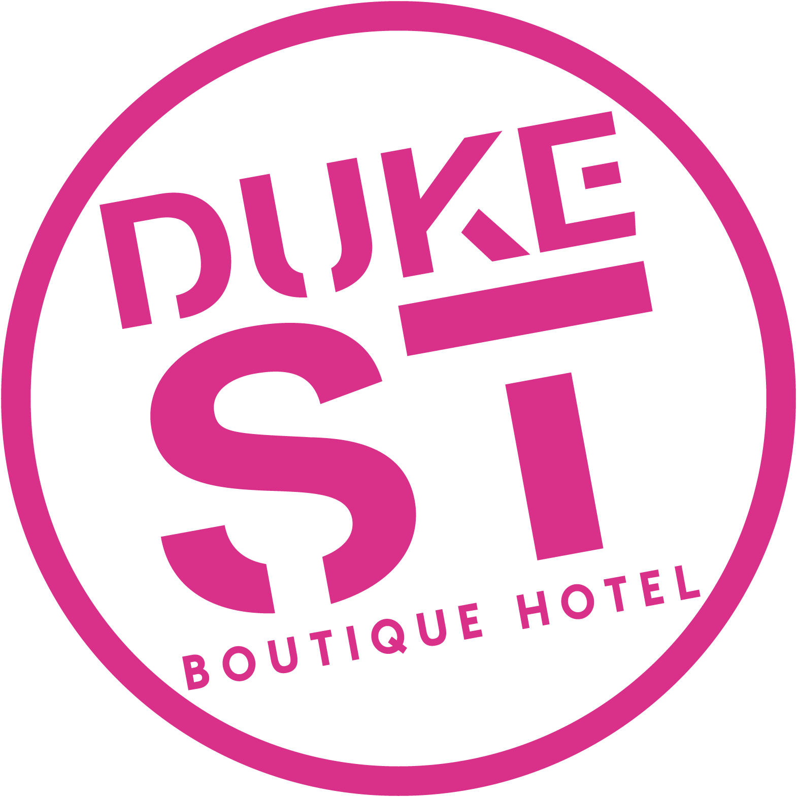 Logo of Duke Street Boutique - Town By Living Brick