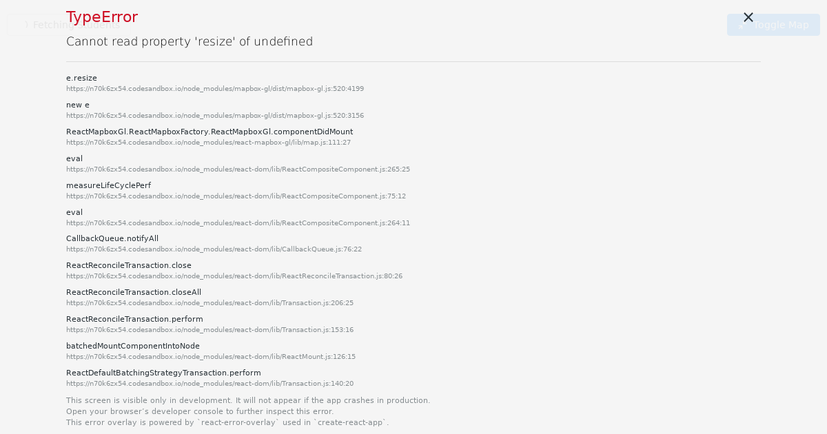 react-mapbox-gl Playground - CodeSandbox