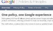 Google's new privacy policy may breach European data regulations
