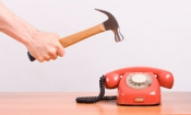 Huge rise in complaints about marketing calls