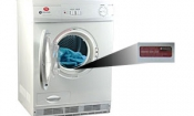 1,800 White Knight tumble dryers could catch fire
