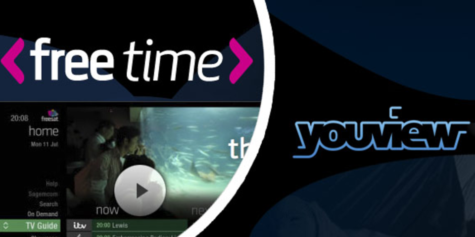 YouView vs Freetime – which is better?