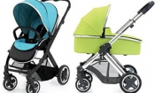 New Babystyle Oyster2 pushchair unveiled