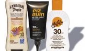Three big brand sun creams fail Which? SPF tests