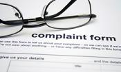 Top five sectors for consumer complaints
