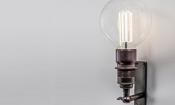 Energy-saving filament light bulb launches