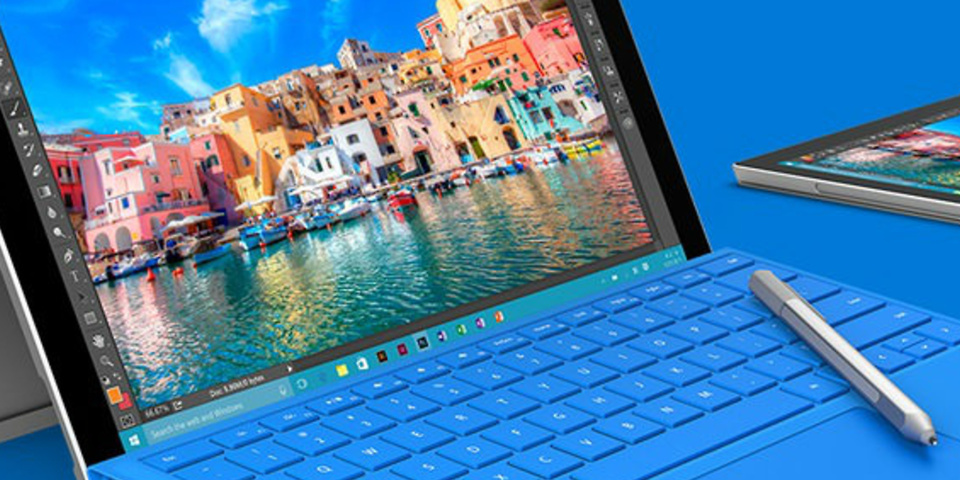 Microsoft Surface Pro 4 – first look