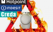 Hotpoint, Indesit and Creda fire-risk tumble dryers safety alert