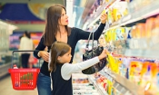 Which supermarket was cheapest in February 2016?