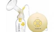 Safety warning on Medela breast pumps